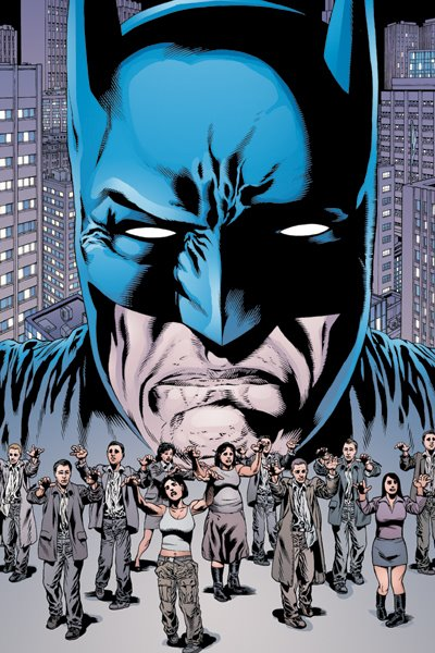 Batman: Legends of the Dark Knight Vol 1 204