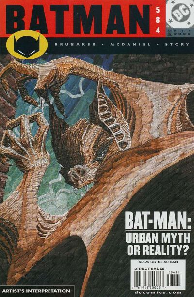 Batman Vol 1 584