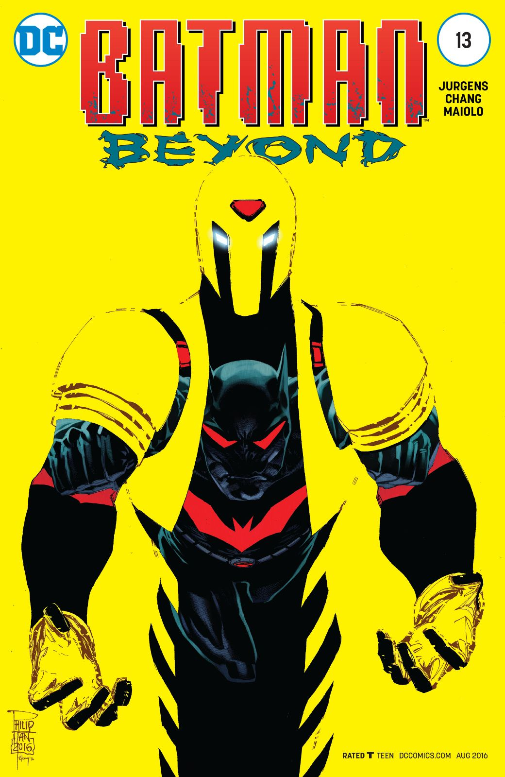 Batman Beyond Vol 5 13