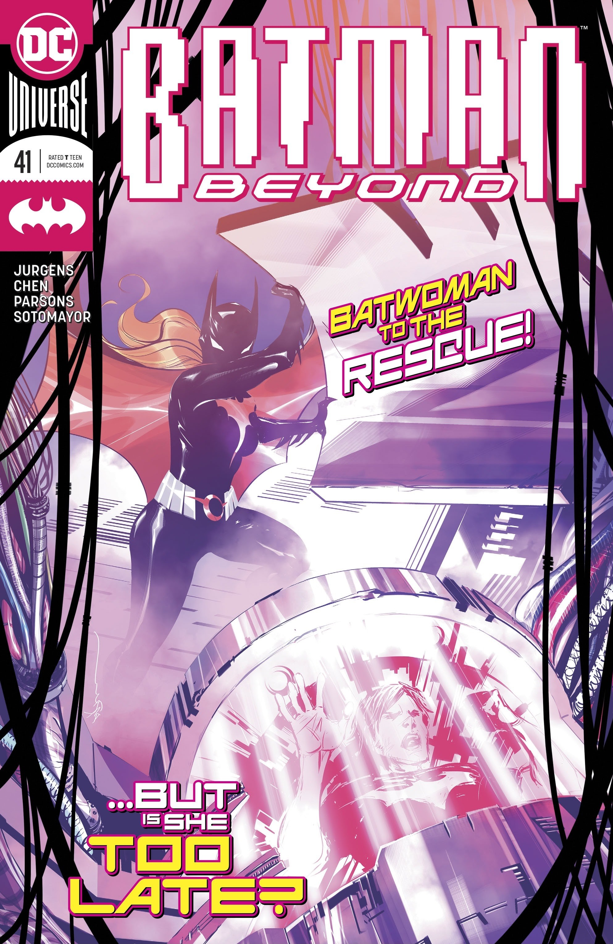 Batman Beyond Vol 6 41