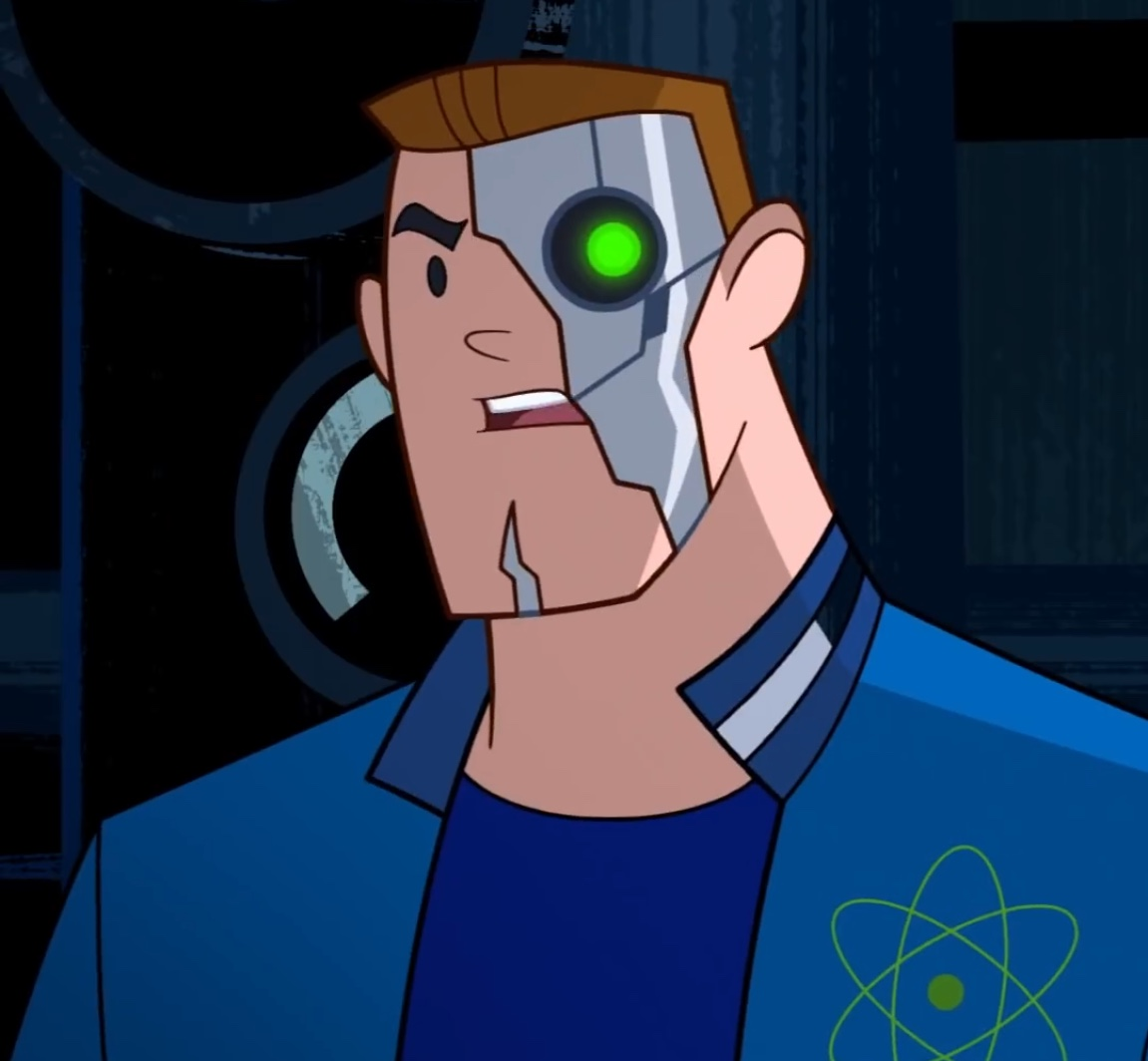 Biff (Justice League Action)