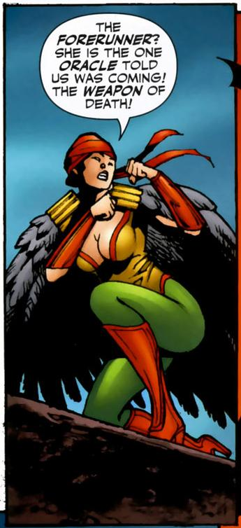 Black Bird (Earth-33)