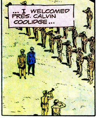 Calvin Coolidge (New Earth)