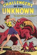 Challengers of the unknown 15
