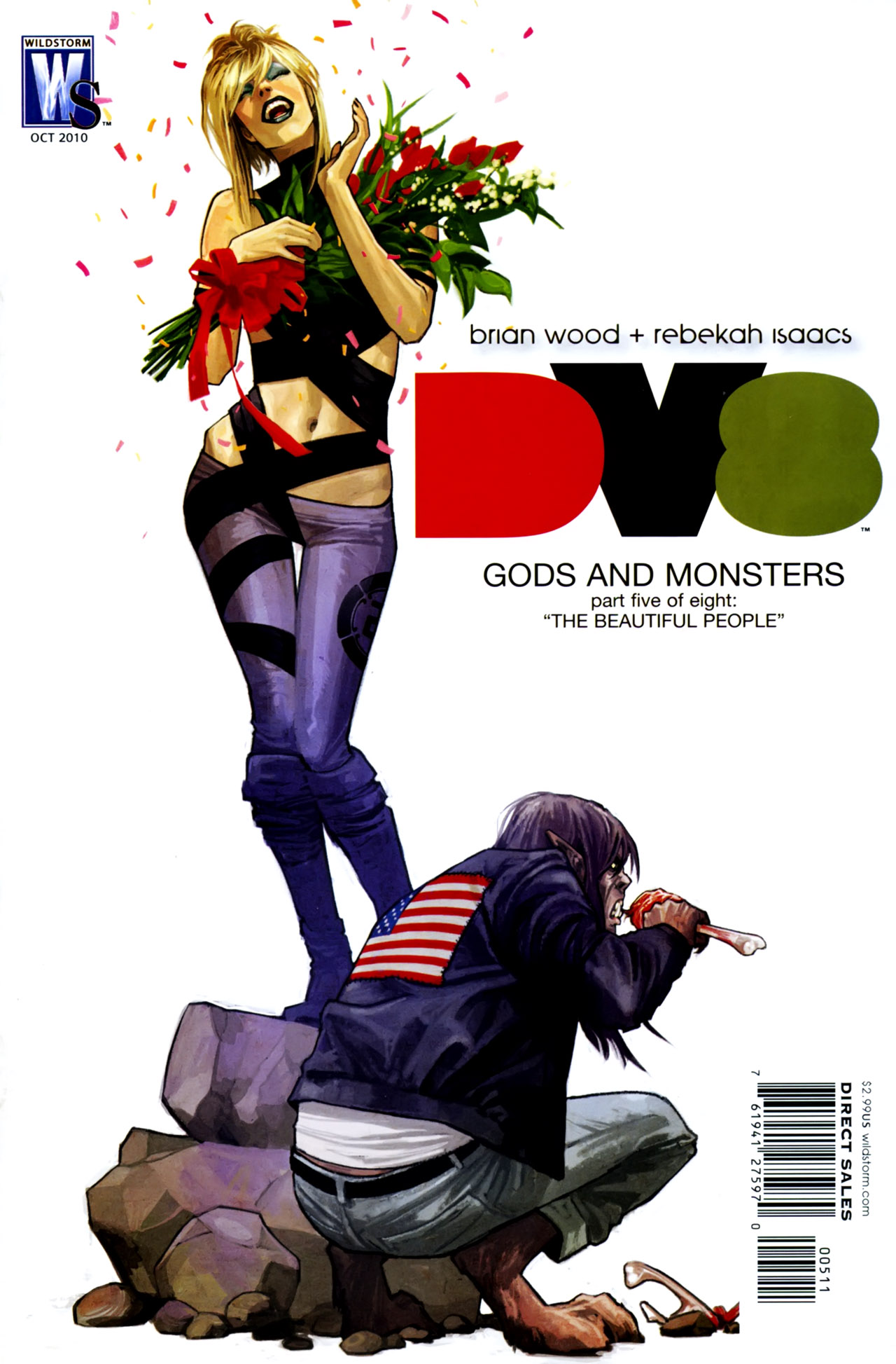 DV8: Gods and Monsters Vol 1 5