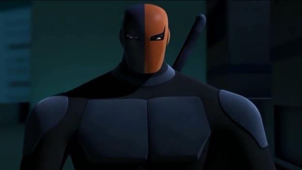 Slade Wilson (Beware the Batman)