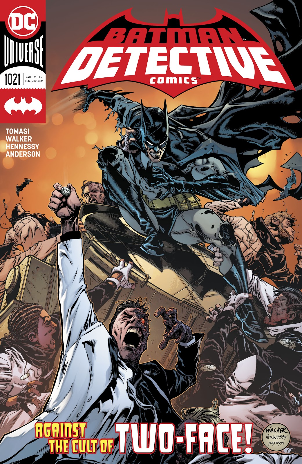 Detective Comics Vol 1 1021
