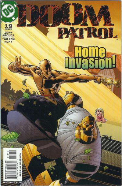 Doom Patrol Vol 3 19