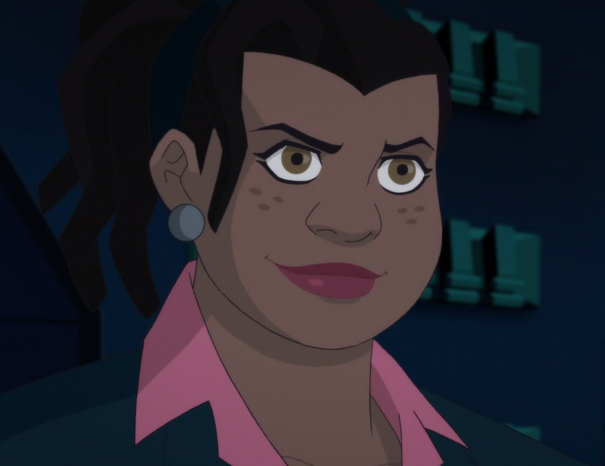 Etta Candy (DC Animated Movie Universe)