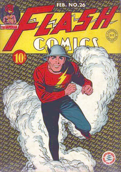 Flash Comics Vol 1 26