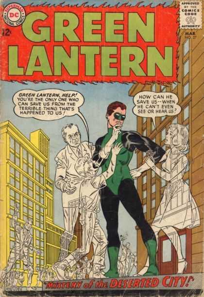 Green Lantern Vol 2 27