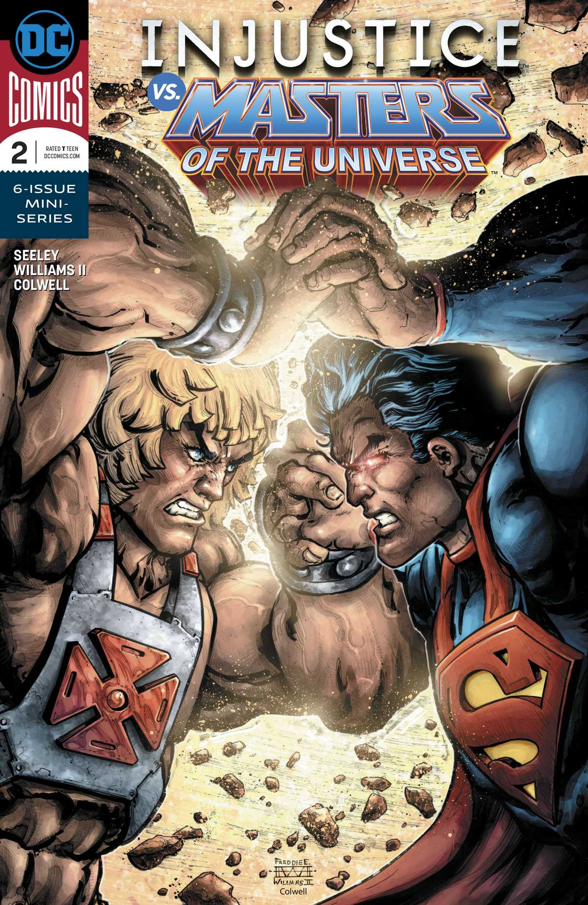 Injustice vs. Masters of the Universe Vol 1 2
