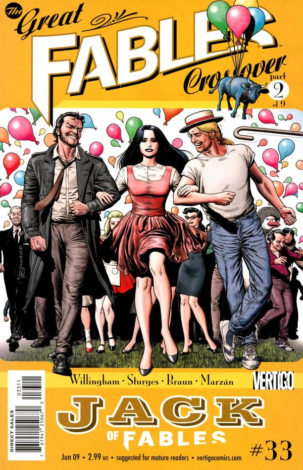 Jack of Fables Vol 1 33