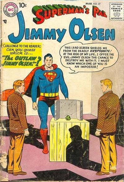 Superman's Pal, Jimmy Olsen Vol 1 27