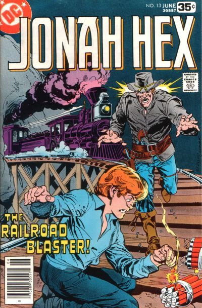 Jonah Hex Vol 1 13