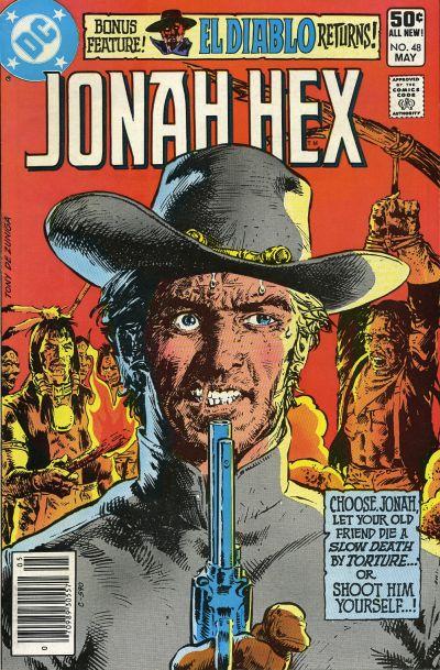 Jonah Hex Vol 1 48