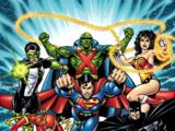 Justice Leagues: JLA Vol 1 1