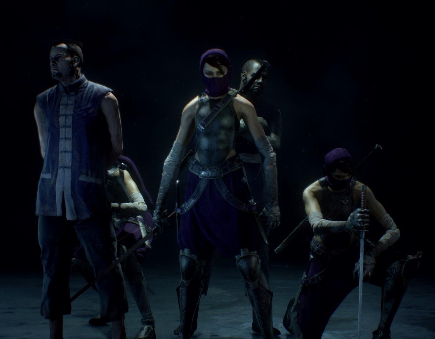 League of Assassins (Arkhamverse)