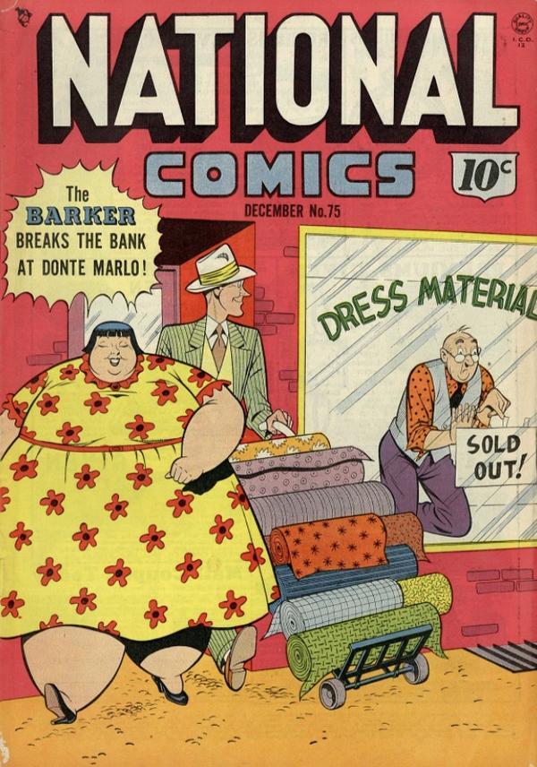 National Comics Vol 1 75