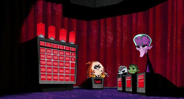 New Teen Titans (Shorts) Episode: Lightning Round