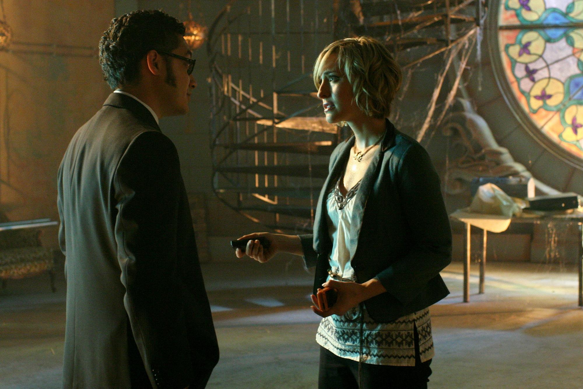Smallville (TV Series) Episode: Savior