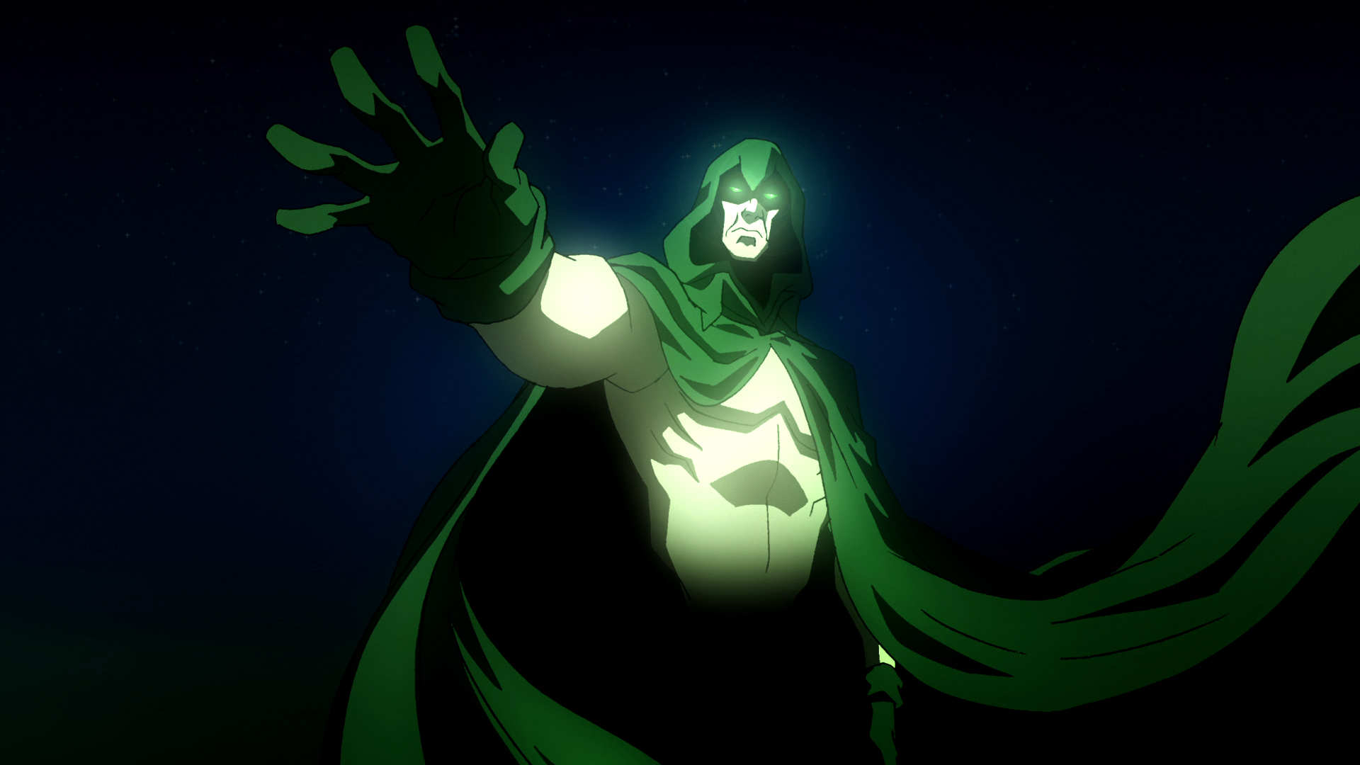 James Corrigan (DC Showcase: The Spectre)
