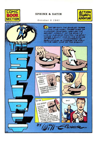 Spirit Newspaper Strip Vol 1 71