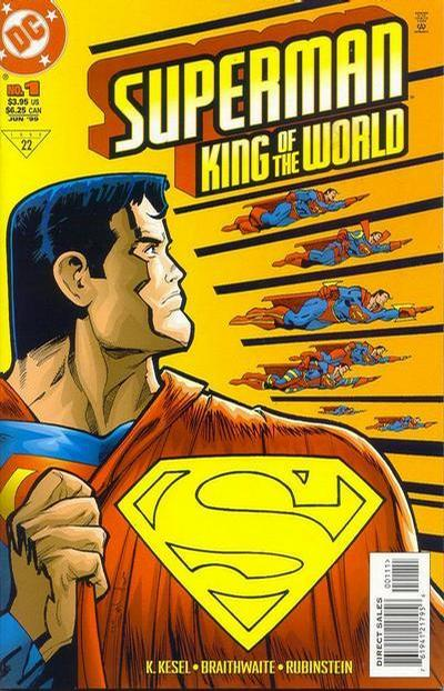 Superman: King of the World Vol 1 1