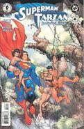 Superman Tarzan Sons of the Jungle Vol 1 3