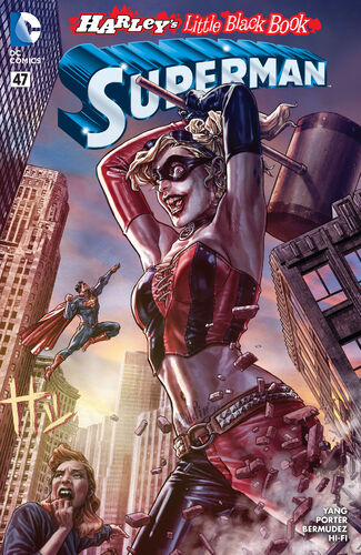 "<!--LINK'"" 0:0--> Harley's Little Black Book Variant"