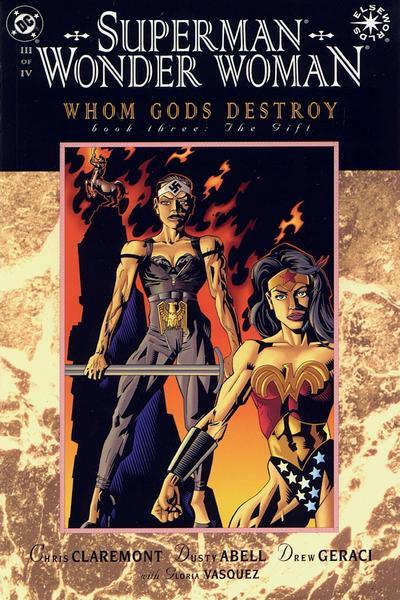 Superman/Wonder Woman: Whom Gods Destroy Vol 1 3