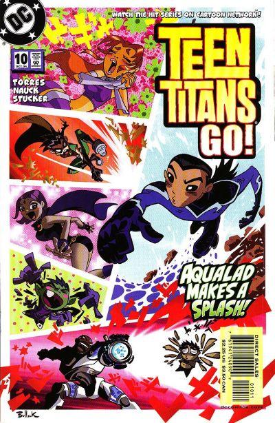 Teen Titans Go! Vol 1 10