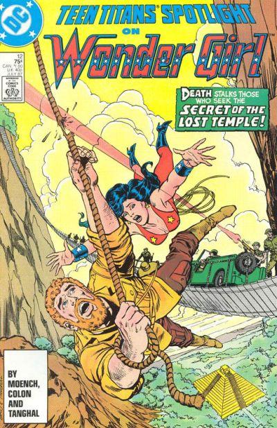 Teen Titans Spotlight Vol 1 12