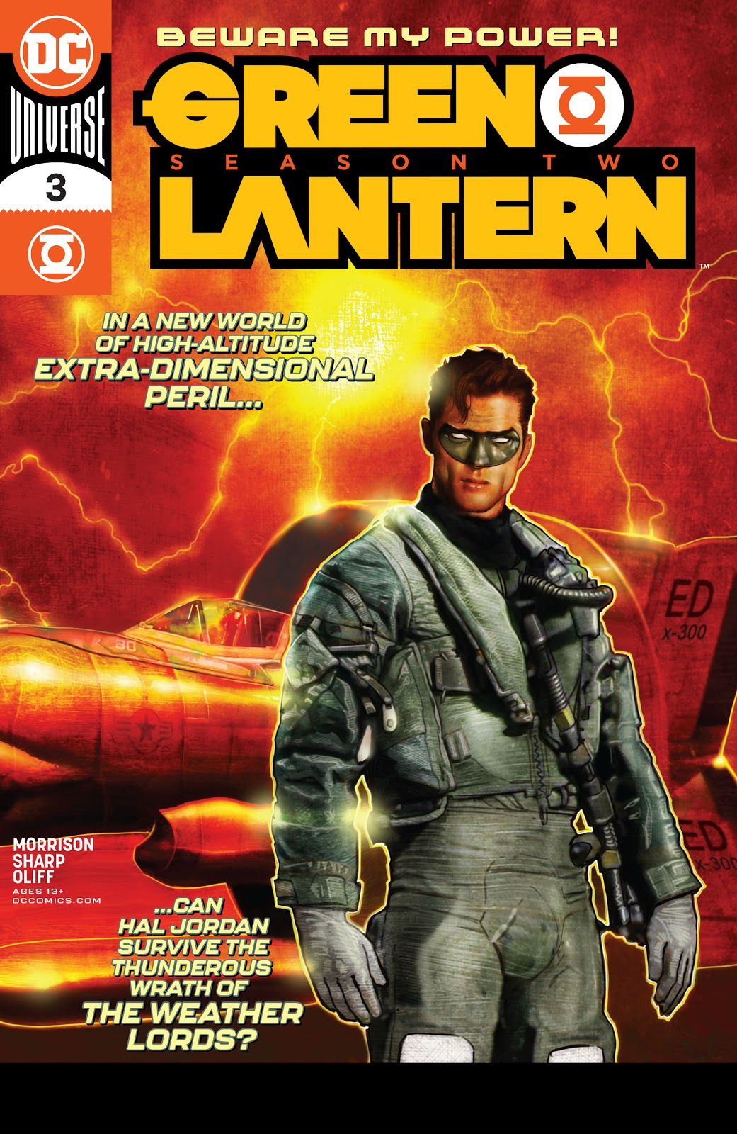The Green Lantern: Season Two Vol 1 3
