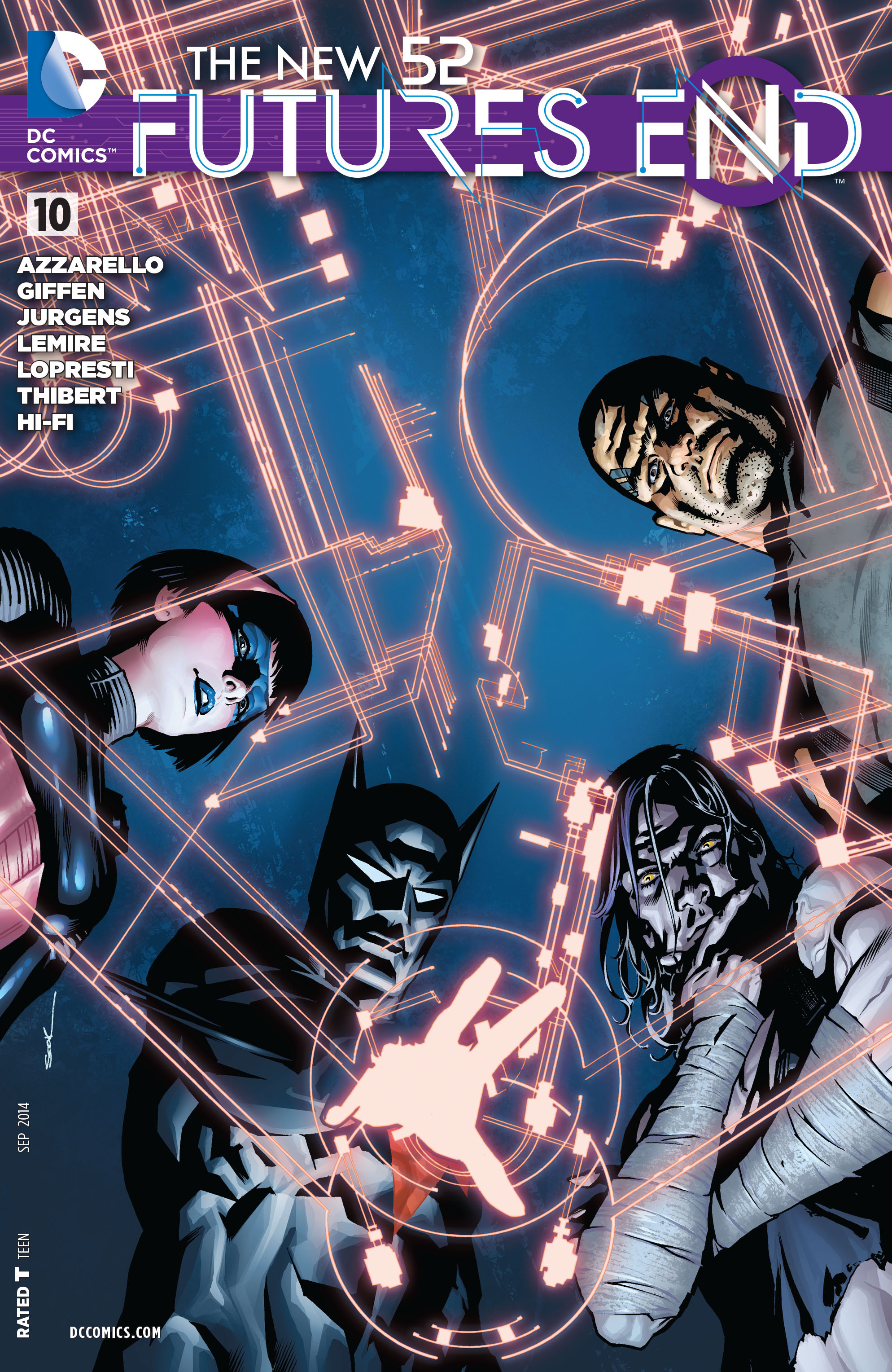 The New 52: Futures End Vol 1 10