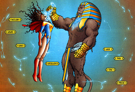 Ultrasphinx (All-Star Superman)