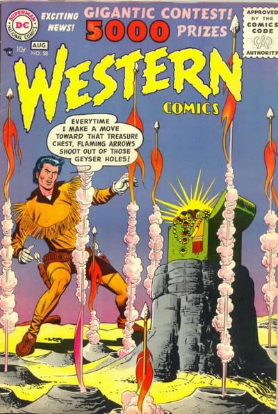 Western Comics Vol 1 58