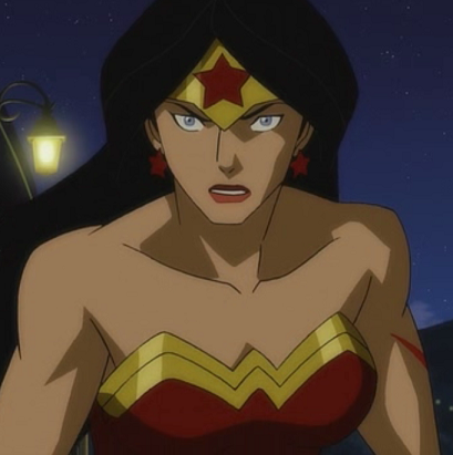 Diana of Themyscira (Doom)