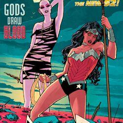 Wonder Woman Vol 4 2