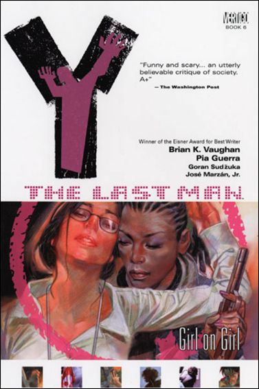 Y: The Last Man: Girl on Girl (Collected)