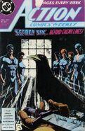 Action Comics Vol 1 607