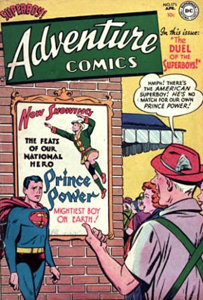 Adventure Comics Vol 1 175