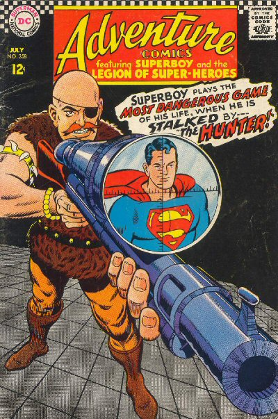Adventure Comics Vol 1 358