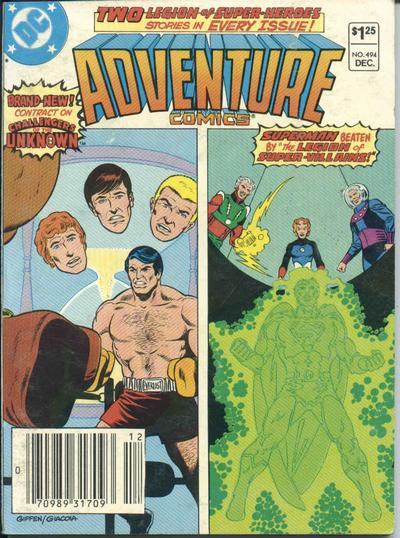 Adventure Comics Vol 1 494
