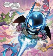 Baby Batman Dark Nights- Death Metal Multiverse's End