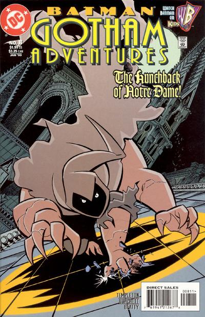 Batman: Gotham Adventures Vol 1 8