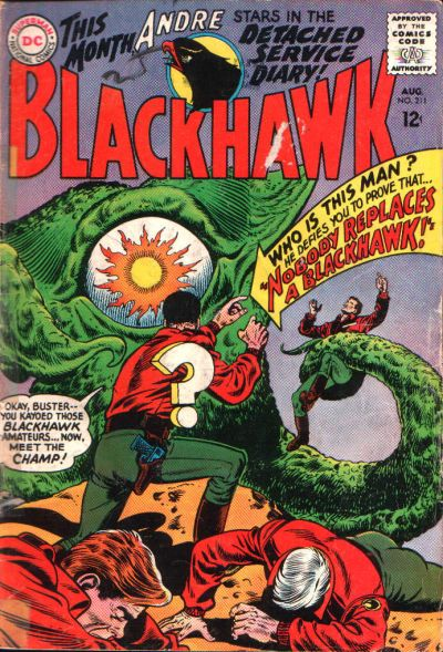 Blackhawk Vol 1 211