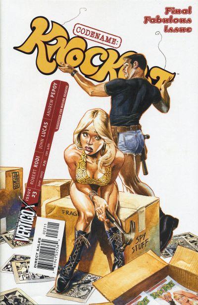 Codename: Knockout Vol 1 23