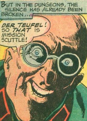 Commandant Frübe (Earth-One)