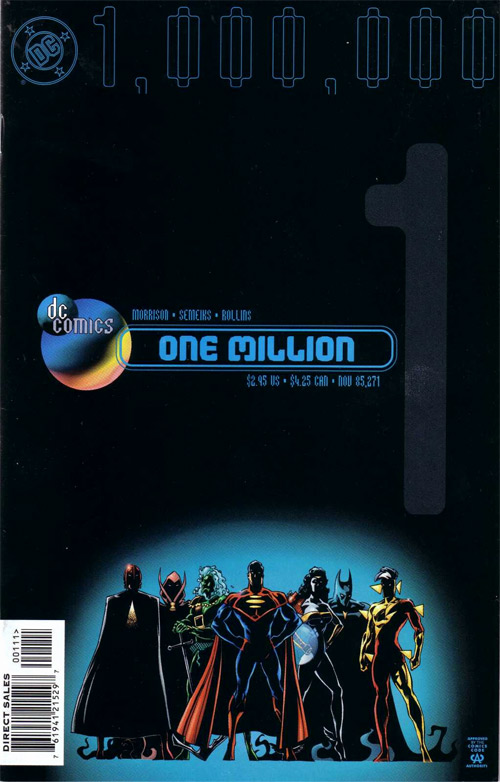 DC One Million Vol 1 1